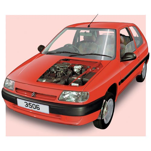 Modern Cars answer: CITROEN SAXO
