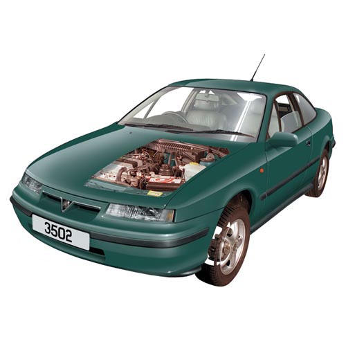Modern Cars answer: CALIBRA