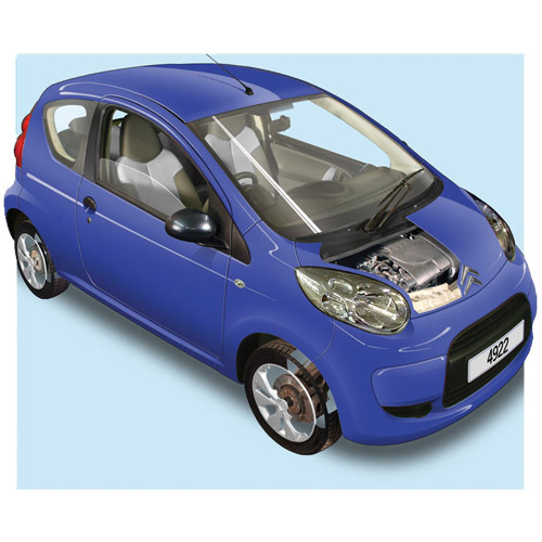 Modern Cars answer: CITROEN C1