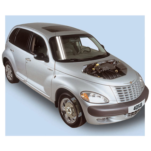 Modern Cars answer: PT CRUISER