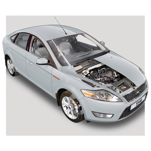 Modern Cars answer: FORD MONDEO MK4