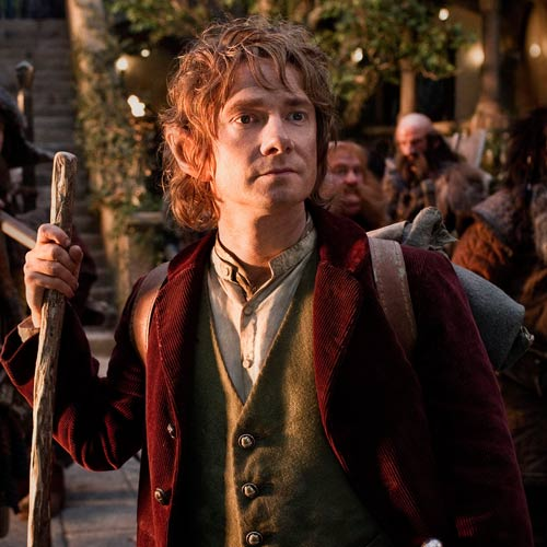 Movie Heroes answer: BILBO