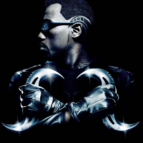 Movie Heroes answer: BLADE