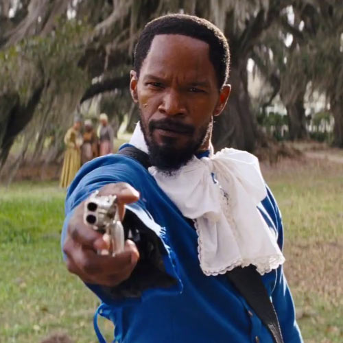 Movie Heroes answer: DJANGO