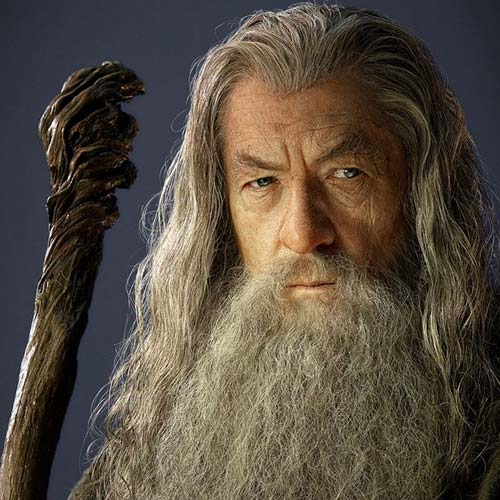 Movie Heroes answer: GANDALF