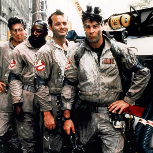 Movie Heroes answer: GHOSTBUSTERS