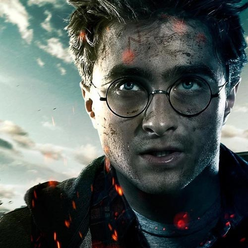 Movie Heroes answer: HARRY POTTER