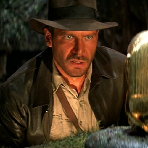 Movie Heroes answer: INDIANA JONES