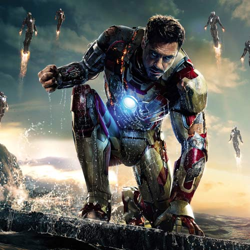 Movie Heroes answer: IRON MAN