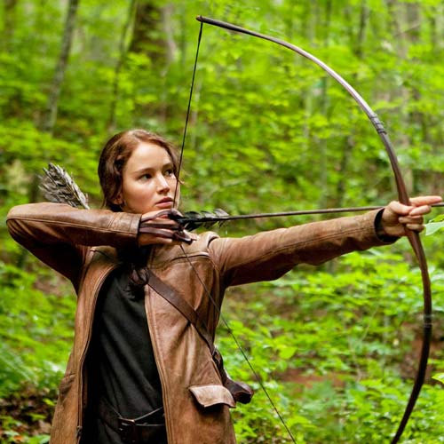Movie Heroes answer: KATNISS