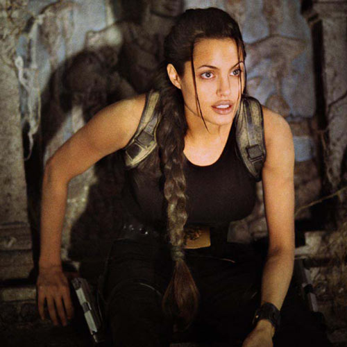 Movie Heroes answer: LARA CROFT