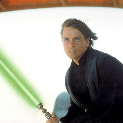 Movie Heroes answer: LUKE SKYWALKER
