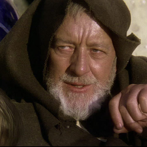 Movie Heroes answer: OBI-WAN KENOBI