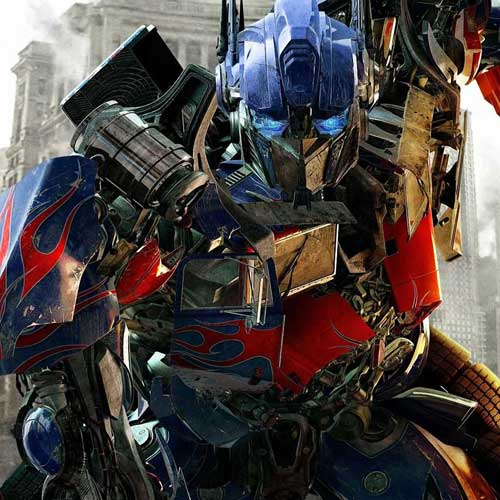 Movie Heroes answer: OPTIMUS PRIME
