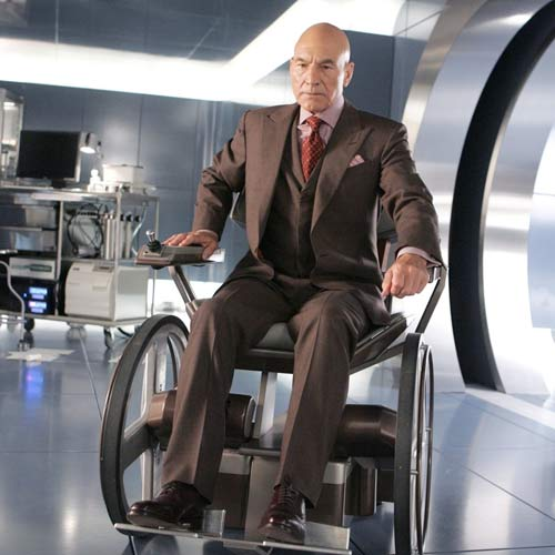 Movie Heroes answer: PROFESSOR X