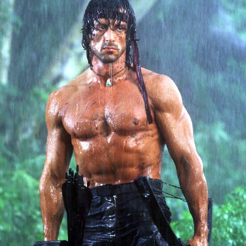 Movie Heroes answer: RAMBO