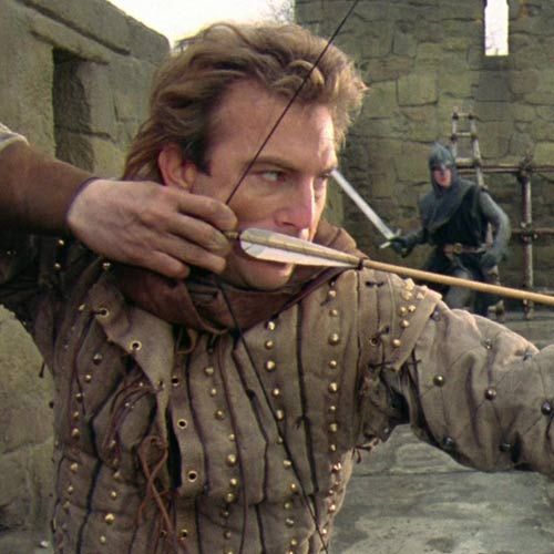 Movie Heroes answer: ROBIN HOOD