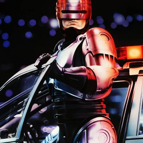 Movie Heroes answer: ROBOCOP