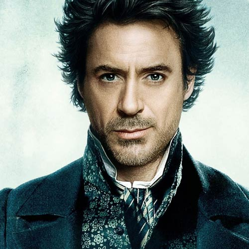 Movie Heroes answer: SHERLOCK HOLMES