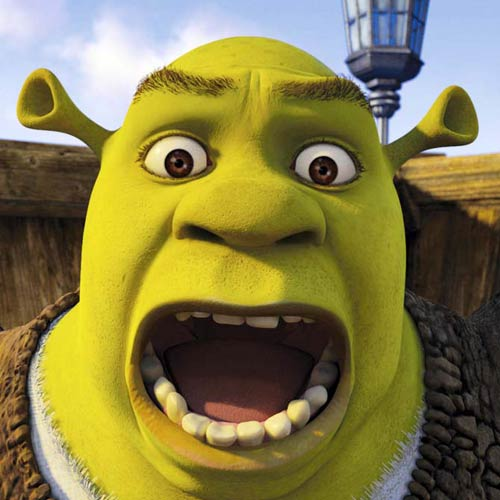 Movie Heroes answer: SHREK