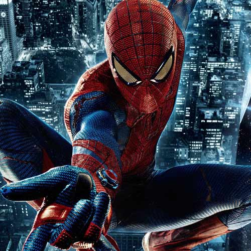 Movie Heroes answer: SPIDER-MAN