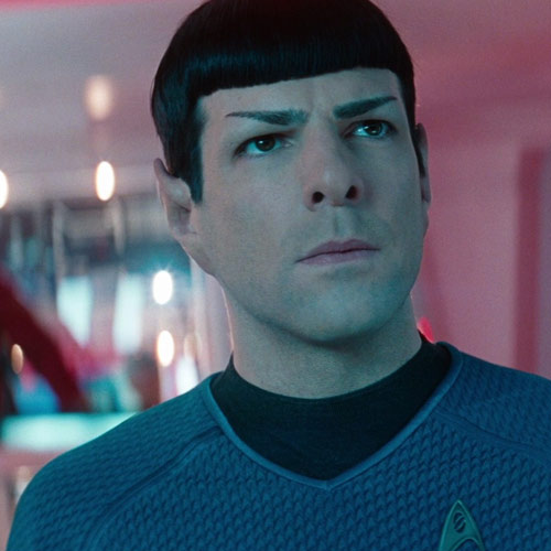 Movie Heroes answer: SPOCK