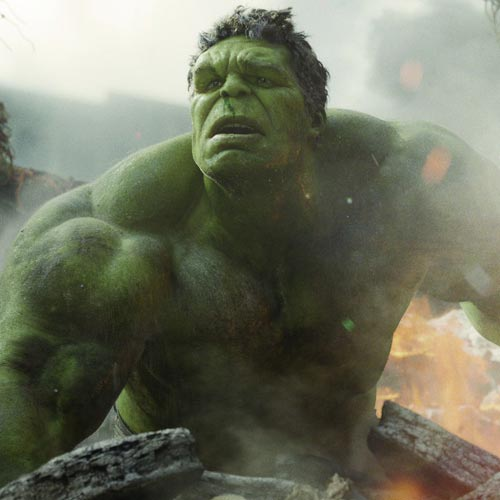 Movie Heroes answer: THE HULK