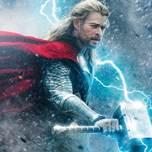 Movie Heroes answer: THOR