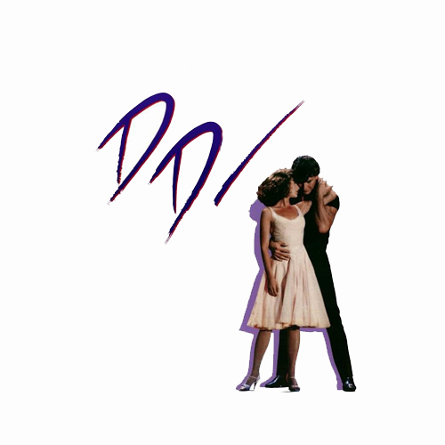 Movie Logos answer: DIRTY DANCING