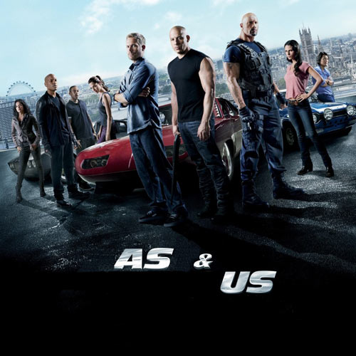 Movie Logos answer: FAST & FURIOUS 6