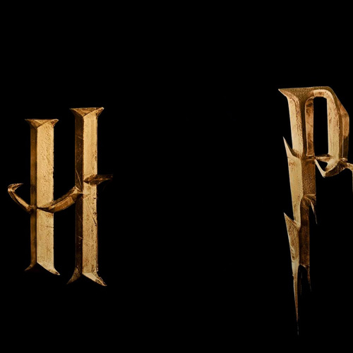 Movie Logos answer: HARRY POTTER