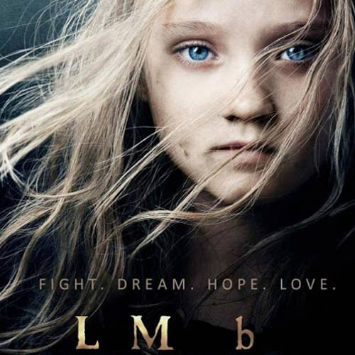 Movie Logos answer: LES MISERABLES