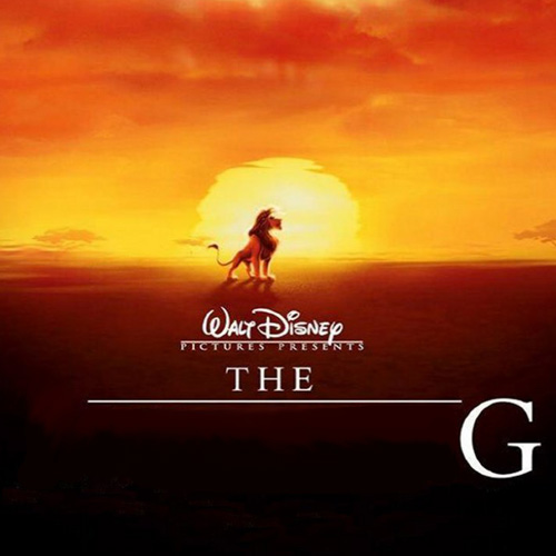 Movie Logos answer: THE LION KING