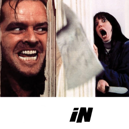 Movie Logos answer: THE SHINING