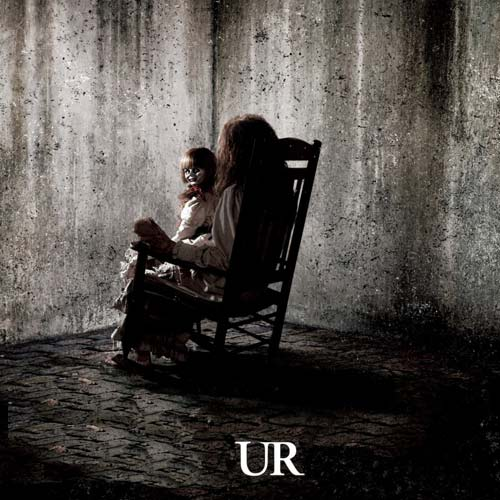 Movie Logos 2 answer: THE CONJURING