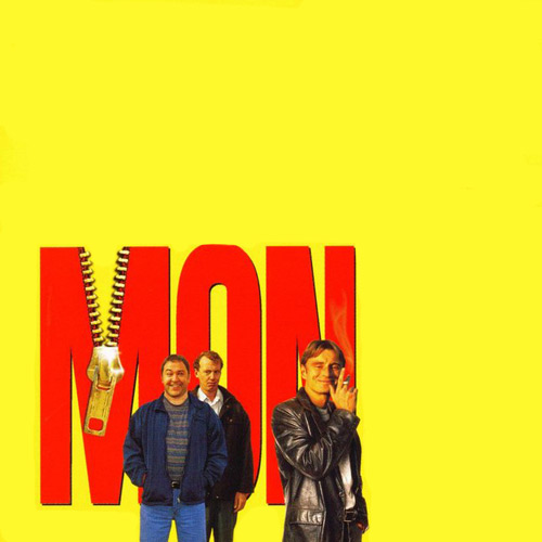 Movie Logos 2 answer: THE FULL MONTY