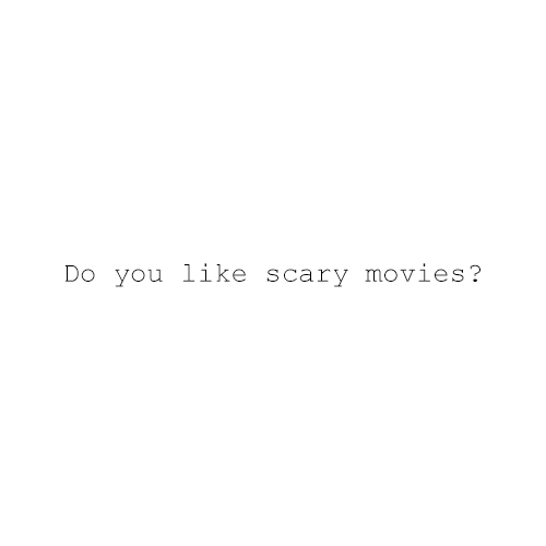 Movie Quotes answer: SCREAM