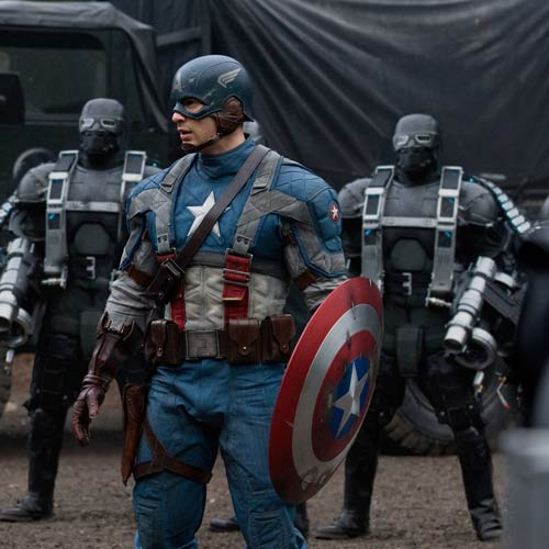 Movie Sets answer: CAPTAIN AMERICA