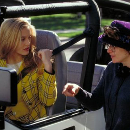 Movie Sets answer: CLUELESS