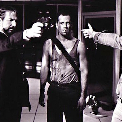 Movie Sets answer: DIE HARD