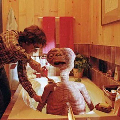 Movie Sets answer: ET