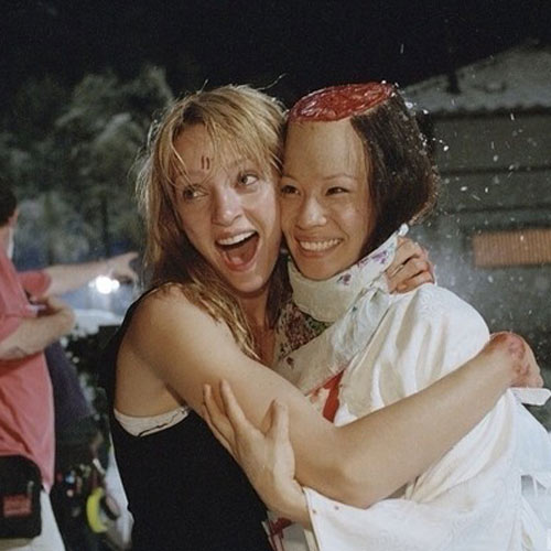 Movie Sets answer: KILL BILL