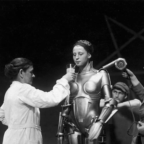 Movie Sets answer: METROPOLIS