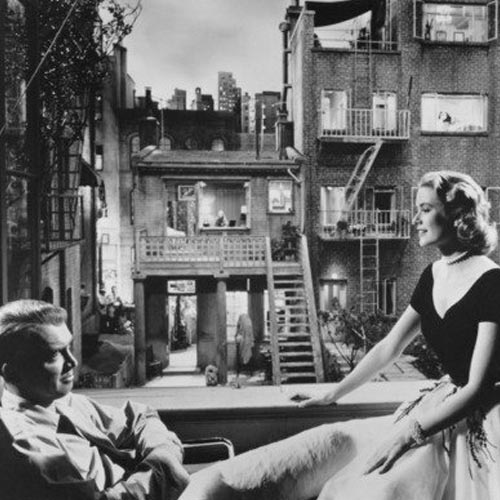 Movie Sets answer: REAR WINDOW