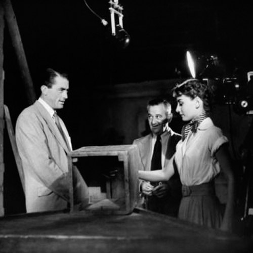 Movie Sets answer: ROMAN HOLIDAY