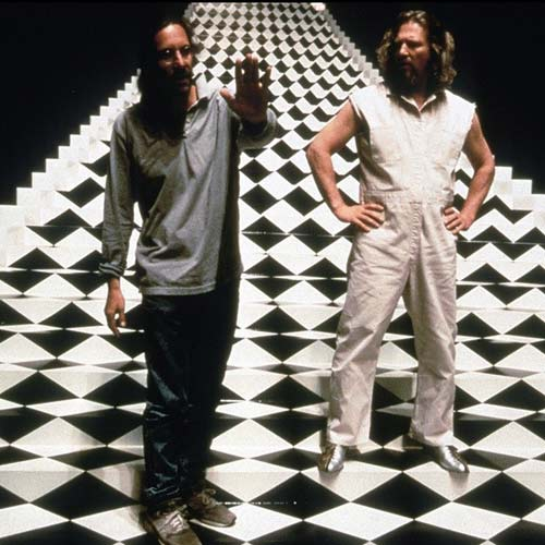 Movie Sets answer: THE BIG LEBOWSKI