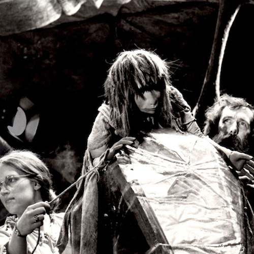 Movie Sets answer: THE DARK CRYSTAL