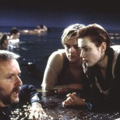 Movie Sets answer: TITANIC