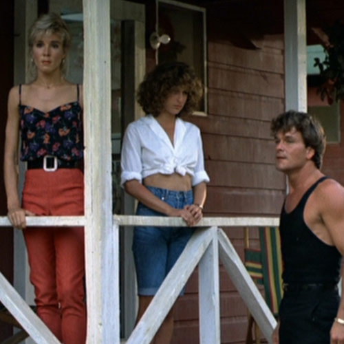 Movie Sets answer: DIRTY DANCING