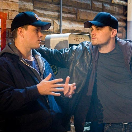 Movie Sets answer: THE DEPARTED